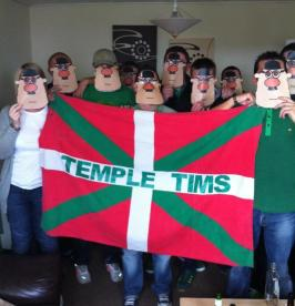 Temple Tims basque